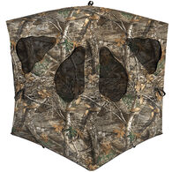 Ameristep Silent Brickhouse Ground Blind