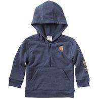 Carhartt Toddler Boy's Half-Zip French Terry Sweatshirt