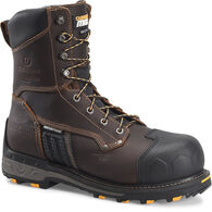 "Carolina Shoe Men's 8"" Maximus 2.0 Waterproof Composite Toe Insulated Logger Work Boot"