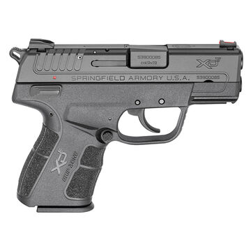 Springfield XD-E Single Stack 9mm 3 8-Round Pistol