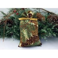 Moosehead Balsam Fir Pine Cone Branch Bag