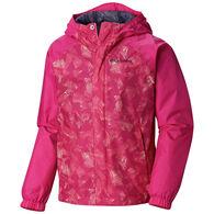 Columbia Girl's Fast And Curious II Rain Jacket