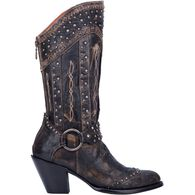 Dan Post Women's Sexy Back Leather Boot