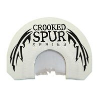 FoxPro Crooked Spur White V Cut Slash Turkey Call