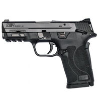"""Smith & Wesson M&P9 Shield EZ Manual Thumb Safety 9mm 3.675"""" 8-Round Pistol"""