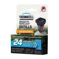 ThermaCELL Backpacker Mosquito Repellent Refill - Mats Only