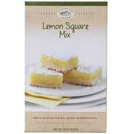 Little Big Farm Foods Lemon Square Mix