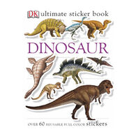 Dinosaur Ultimate Sticker Book by DK Publishing