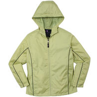 Kenpo Women's i5 Nylon Hooded Smart Jacket