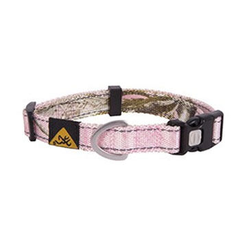 Browning Classic Realtree Xtra Pink Camo Dog Collar