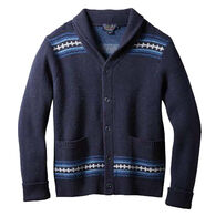 Pendleton Men's Magic Valley Shawl Collar Cardigan Sweater