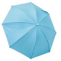 RIO Brands Sun Screening 4 Ft. Clamp-On Beach Umbrella