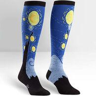 Sock It To Me Women's Starry Night Sock