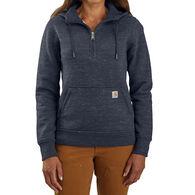 Carhartt Women's Clarksburg Half-Zip Sweatshirt