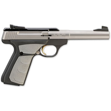 Browning Buck Mark Camper Stainless UFX 22 LR 5.5 10-Round Pistol