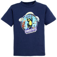 The Duck Company Youth Forestnite Short-Sleeve T-Shirt