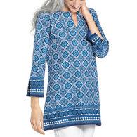 Coolibar Women's St. Lucia Tunic UPF 50+ Long-Sleeve Shirt