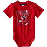 Carhartt Infant/Toddler Boys' My First Season Bodyshirt