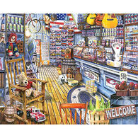 White Mountain Jigsaw Puzzle - Jackson's General Store