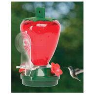 Audubon Strawberry Window Mount Hummingbird Feeder