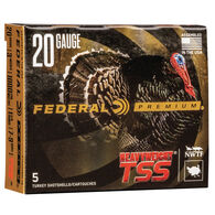 "Federal Premium Heavyweight TSS 20 GA 3"" 1-5/8 oz. #7 & #9 Shotshell Ammo (5)"