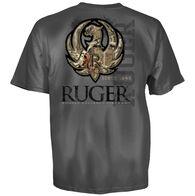 Ruger Men's Camo Short-Sleeve T-Shirt