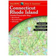 DeLorme Connecticut Rhode Island Atlas & Gazetteer
