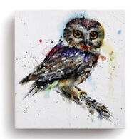Big Sky Carvers Owl Adhesive Notes