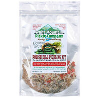 White Mountain Pickle Co. Country Style Polish Dill Pickling Kit