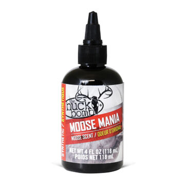Buck Bomb Moose Mania Synthetic Moose Scent