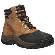 Propet Men's Blizzard Mid Lace-Up Waterproof Winter Boot - Extra Wide Widths