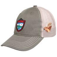 Maine Inland Fisheries and Wildlife Men's Moose Snapback Trucker Hat