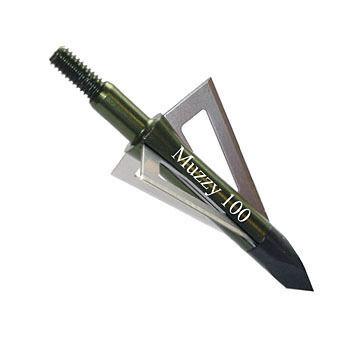 Muzzy 3-Blade Broadhead - 6 Pk.