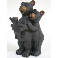 Slifka Sales Co Bear Family Figurine