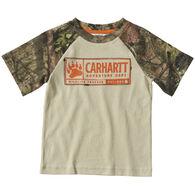 Carhartt Toddler Boy's Adventure Department Short-Sleeve T-Shirt