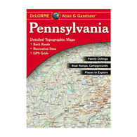 DeLorme Pennsylvania Atlas & Gazetteer - Discontinued Edition