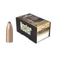 """Nosler Partition 375 Cal. 260 Grain .375"""" Spitzer Point Rifle Bullet (50)"""