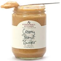 Stonewall Kitchen Creamy Peanut Butter, 15.5 oz.