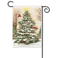 BreezeArt Decorate the Tree Garden Flag