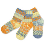 Solmate Socks Youth Puddle Duck Sock, 3/pc