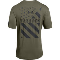 Under Armour Men's UA Freedom Express Flag Short-Sleeve T-Shirt