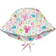 I Play Infant/Toddler Girl's Bucket Sun Protection Hat