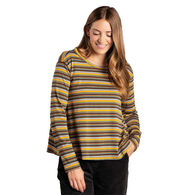 Toad&Co Women's Maisey Crew-Neck Long-Sleeve Swing Top
