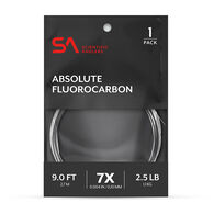 Scientific Anglers Absolute Fluorocarbon Leader - 9 Ft.
