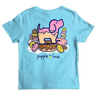 Puppie Love Youth Donut Pup Short-Sleeve T-Shirt
