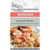Halladay's Harvest Barn Bistro Pasta Seafood Alfredo Sauce