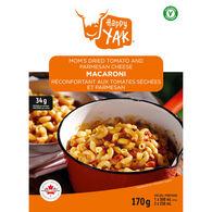 Happy Yak Mom's Dried Tomato and Cheese Macaroni - 1 Serving