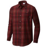 Columbia Men's Cornell Woods Flannel Long-Sleeve Shirt