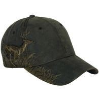 DRI DUCK Traders Men's Running Buck Cap