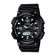 Casio AQS810W-1AV World Time Solar-Powered Sports Watch